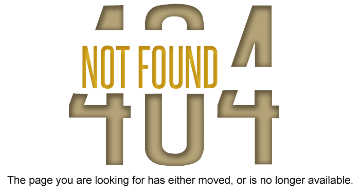 404: Page Not Found