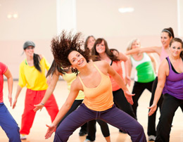 1 hour of exhilarating Zumba session for one at The Yoga Loft for a month