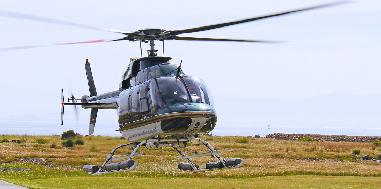 Helicopter Tour of Mumbai for group of four