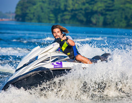 Enjoy Jet Ski Rides at Mandwa for one