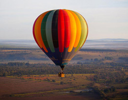 Enjoy a thrilling experience of Hot air balloon safari at lonavala for two