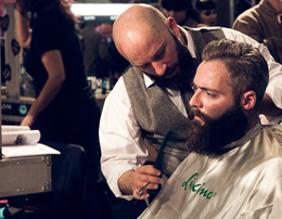 Beard Trim: Give your beard a cultured look to compliment the perfect mane of hair at Truefitt and Hill