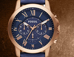 Fossil Luxury Gift Vouchers
