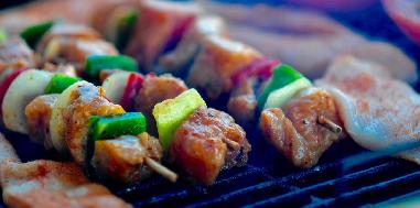 Master the artistry of BBQ table recipes with Culinary expert Rakhee Vaswani