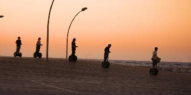 Segway tour in Delhi - Scoot along Rajpath for one