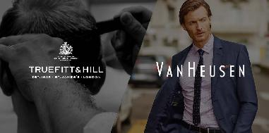 Get a tailored fit shirt and a choice of grooming service for your partner