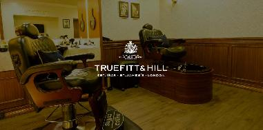 Gift a Classic Manicure and Pedicure to your partner at Truefitt and Hill