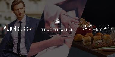 Gift him a Classic Shirt, Royal treatments at Truefitt & Hill and a Dining Experience at The Spare Kitchen