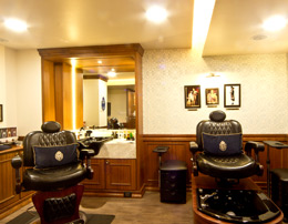 Classic pedicure treatment for him at Truefitt and Hill